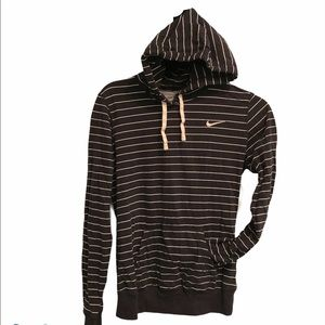 Nike Athletic Sports Active Trendy Fitted hoodie S